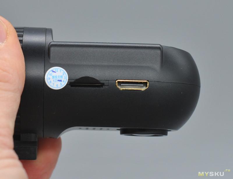 Видеорегистратор MINI 0805P с GPS