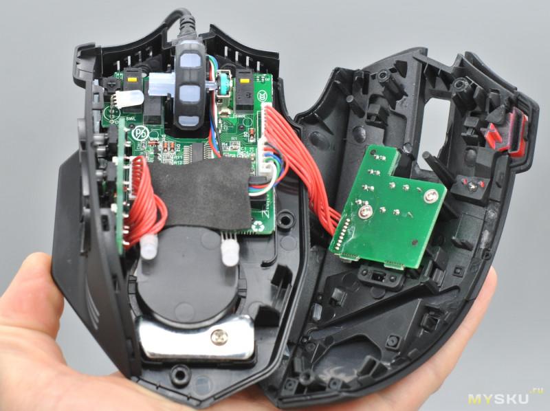Игровая проводная мышка ZELOTES C-12