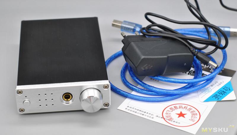 ЦАП FX-AUDIO DAC X6C