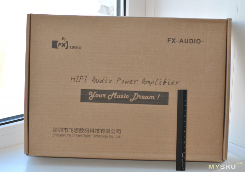 Цифровой усилитель с ЦАПом FX-AUDIO D2160. Когда цифра победила...