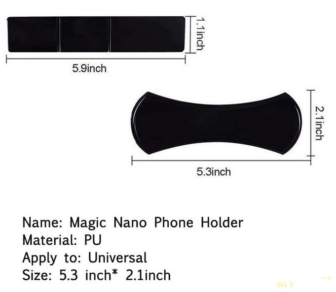 Функциональный держатель смартфона за US $0.98