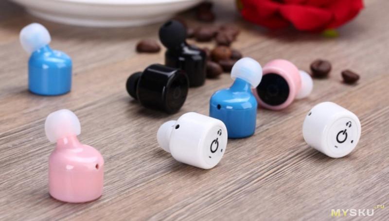 Беспроводные Bluetooth наушники X1T TWS
