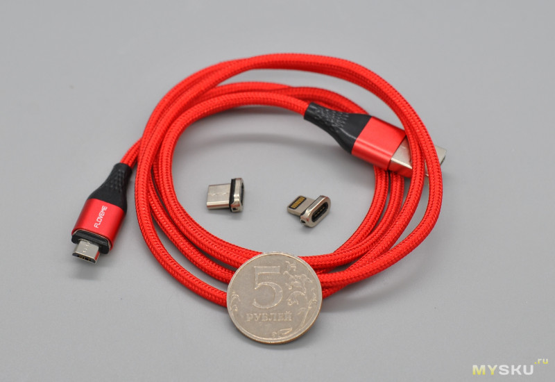 Магнитный кабель FLOVEME