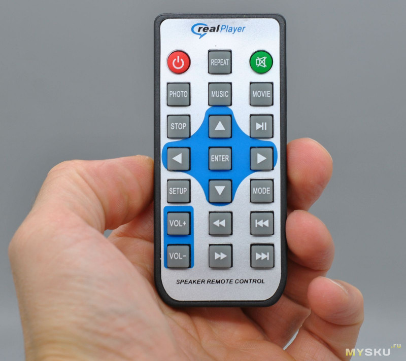 Mp3 модуль с видео и большим экраном