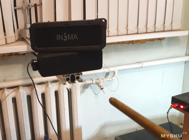 Портативная bluetooth колонка INSMA S400