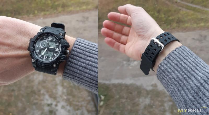 Спортивные часы TwentySeventeen W008Q