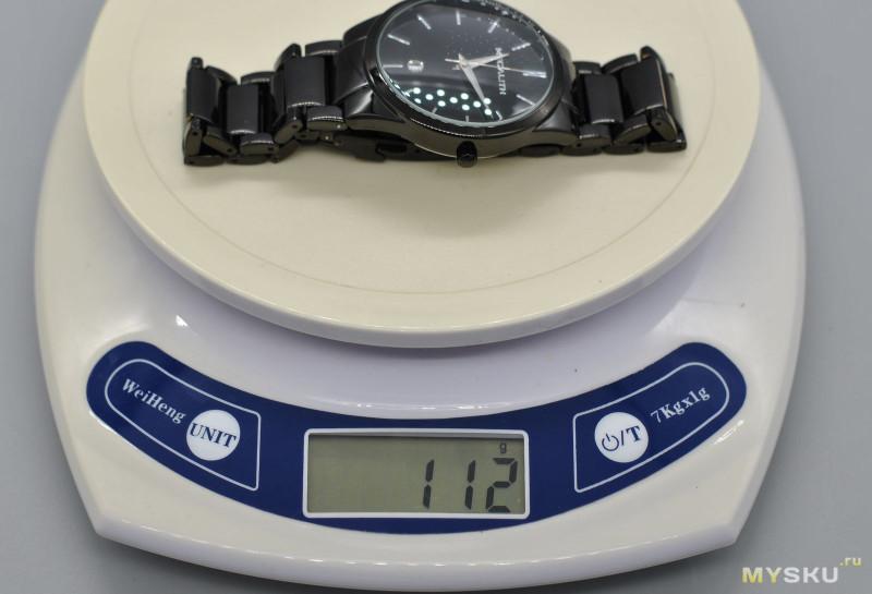 Кварцевые наручные часы MEGALITH 9140