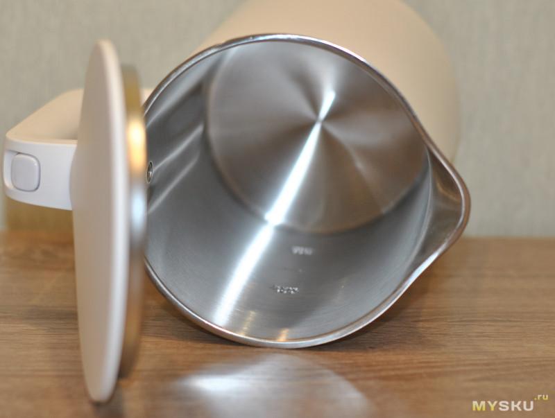 Электрический чайник XIAOMI Mijia MJDSH01YM Белая версия.