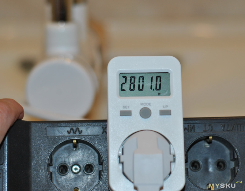 Проточный водонагреватель TINTONLIFE