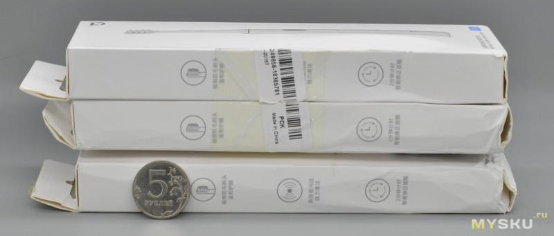 Электрическая зубная щетка Xiaomi Mijia T100 Лот 3 шт.