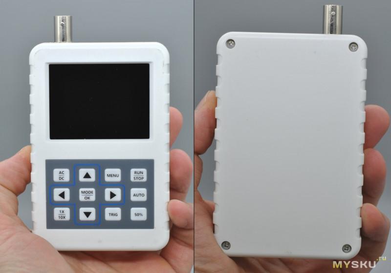 FNIRSI-2031H цифровой портативный осциллограф 30MHz/200Msps