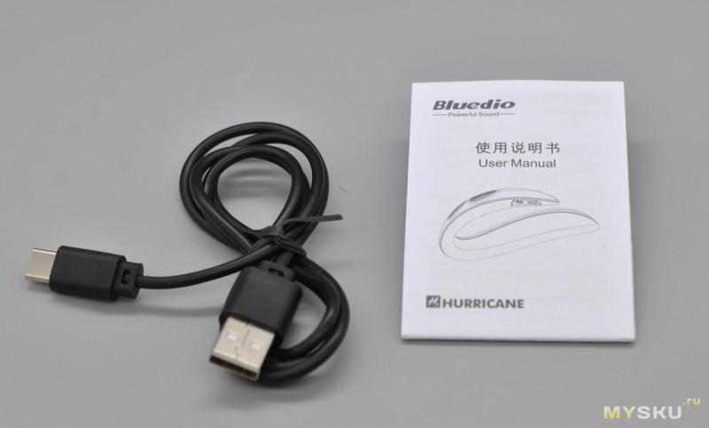 Bluedio HS bluetooth-колонка с креплением на шее