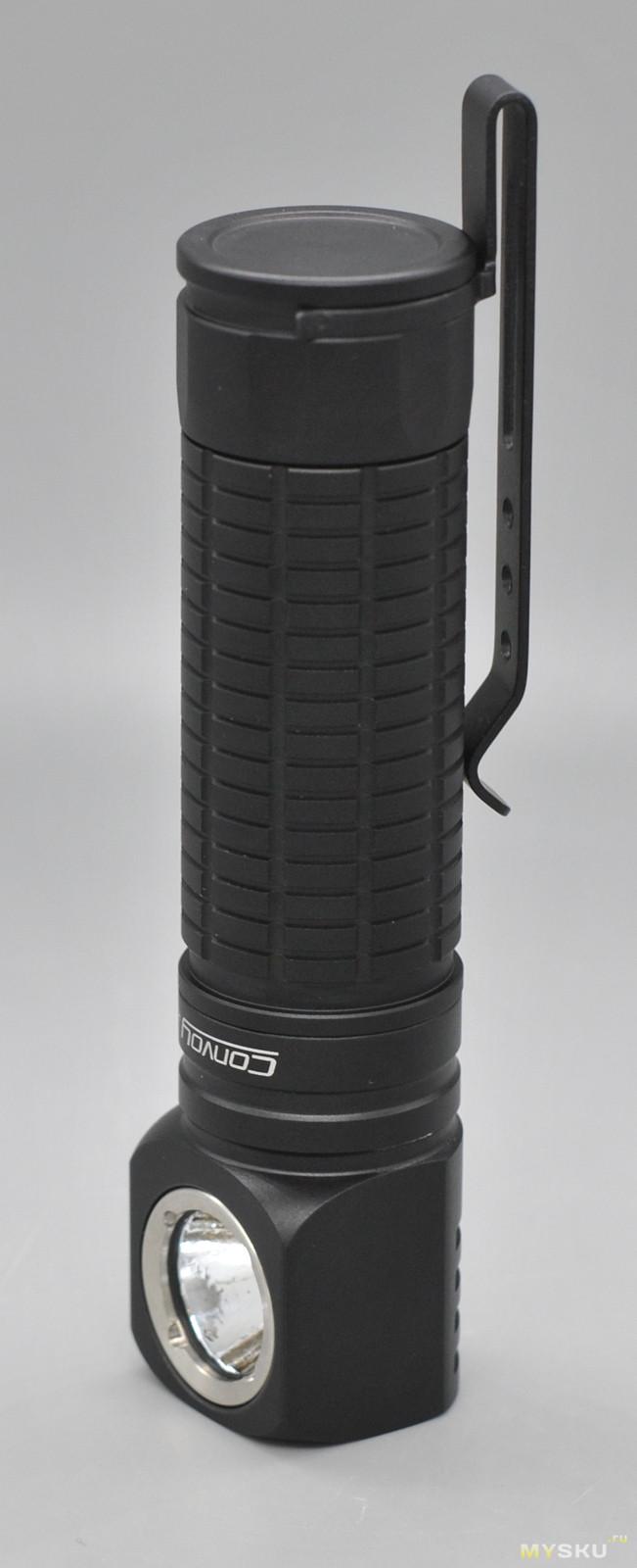 Налобный фонарь CONVOY H1