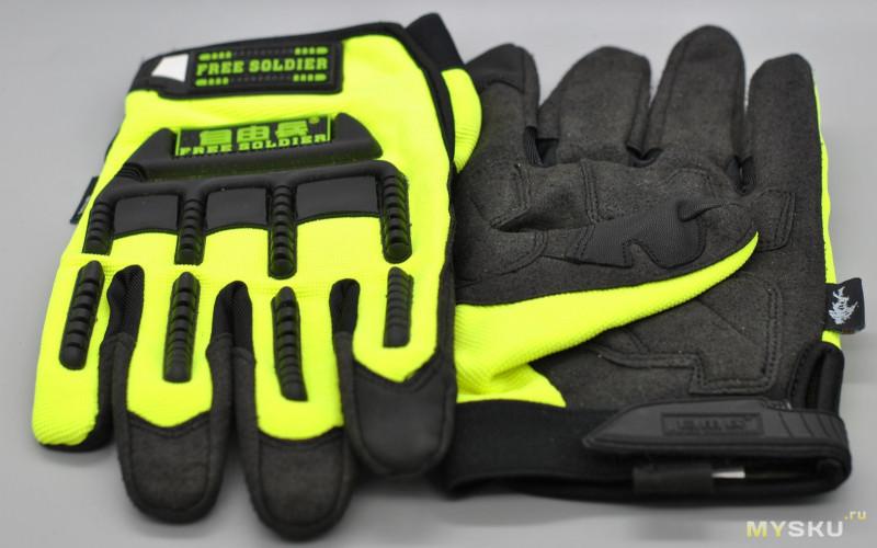 Тактические перчатки FREE SOLDIER