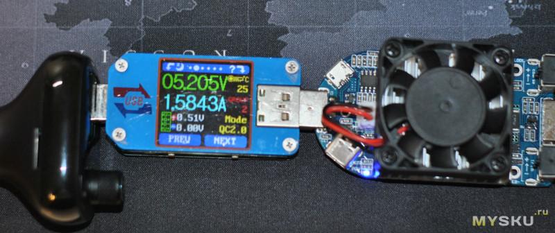 Автомобильный FM трансмиттер Baseus S-13 с QC зарядкой