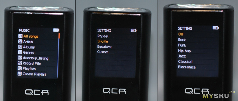 QCR Q1 Многофункциональный плеер с TWS наушниками. Вау или провал года?