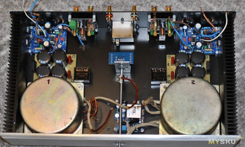 Радиаторы 246*84*25 мм из Китая. Делаем брутальный корпус для усилителя мощности №3