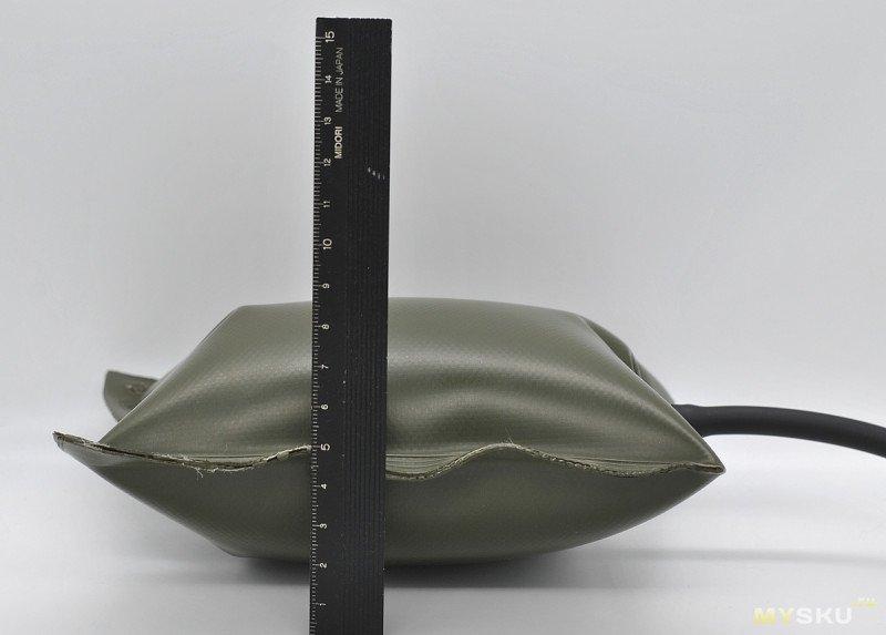 Воздушный клин - надувной автомобильный домкрат