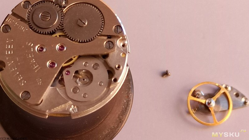 Разбор Полёта. Наручные часы изнутри и снаружи. Разбираем, чистим, реанимируем.