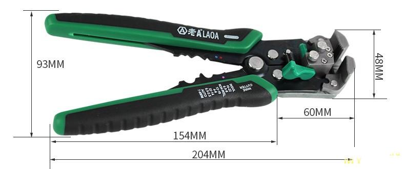 <span>Стриппер LAOA LA815138 - инструмент для снятия изоляции</span>