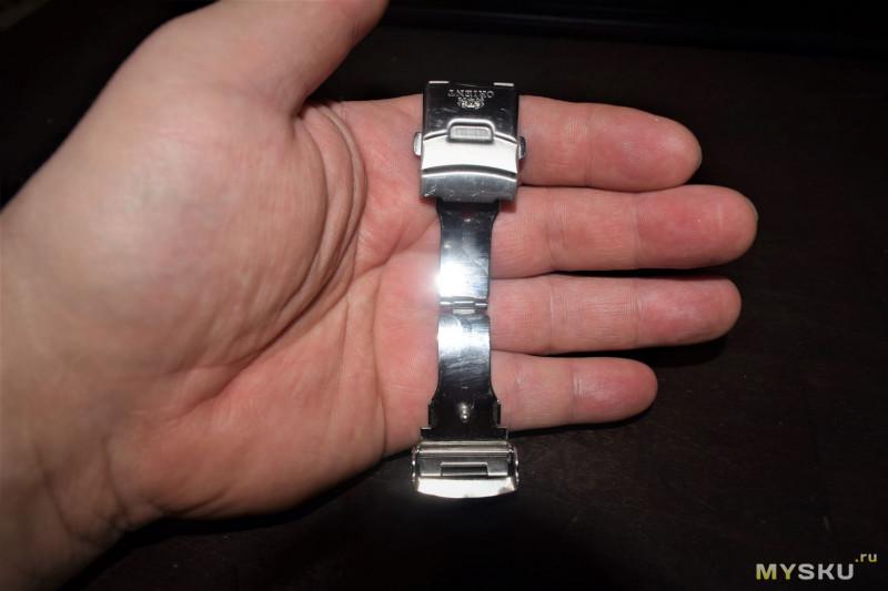 Неисправные часы ORIENT M-Force