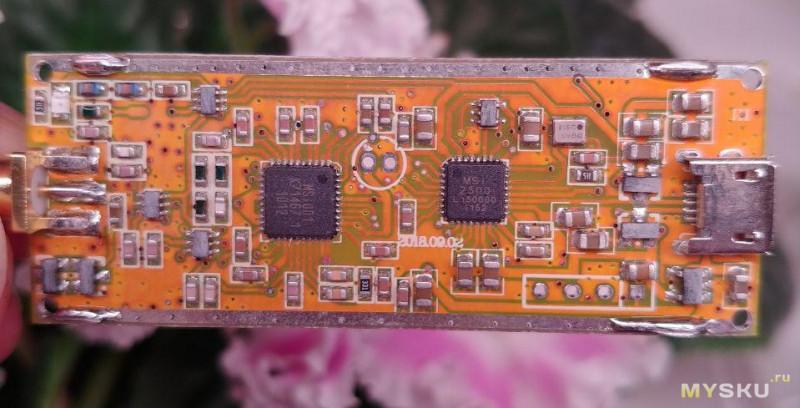 MSI.SDR 10kHz to 2GHz SDR приемник