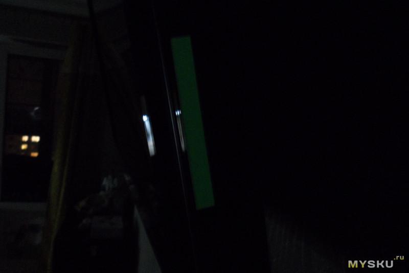 Светящийся скотч (флюоресцентная лента)