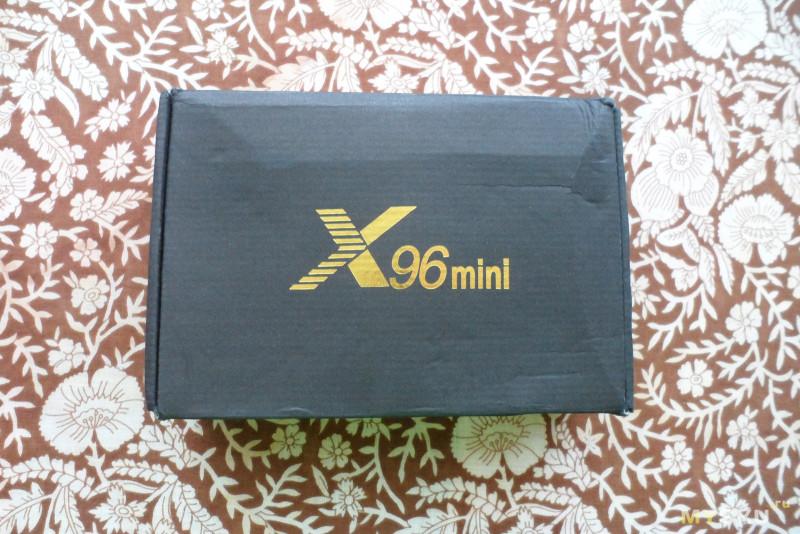 "Android TV Box ""X96 mini"""