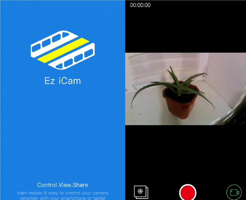 EKEN Alfawise V50 Pro - Бюджетная 4К экшн-камера