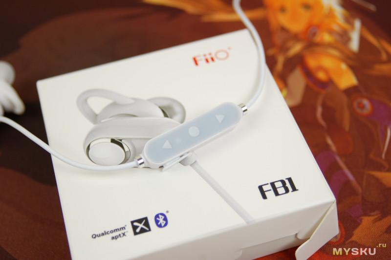 Bluetooth наушники FiiO FB1