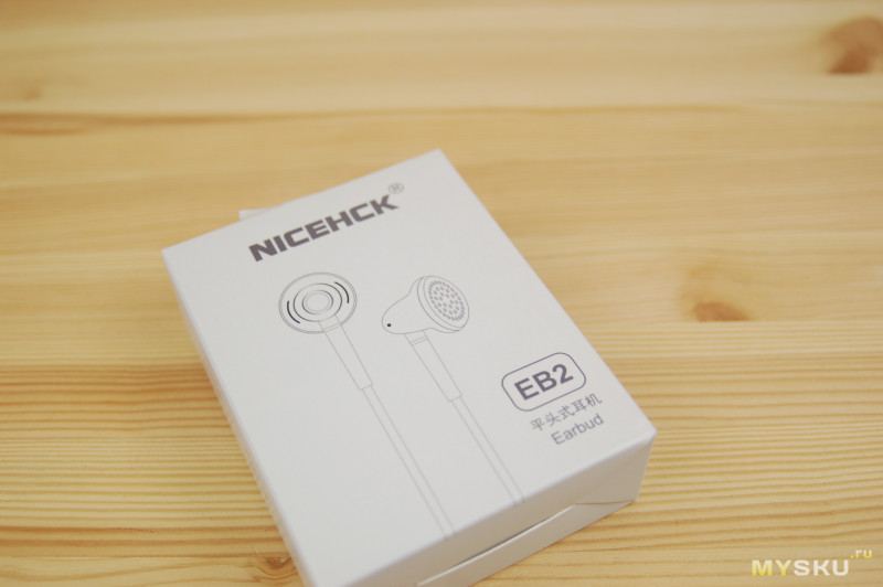 Наушники-вкладыши NICEHCK EB2 | быстрый обзор.