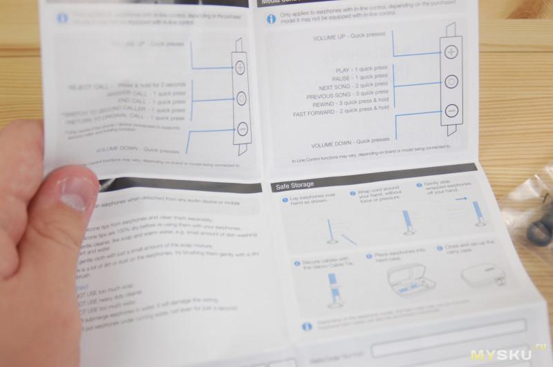 Недорогие простенькие наушники-гарнитура от Brainwavz | Brainwavz Zeta