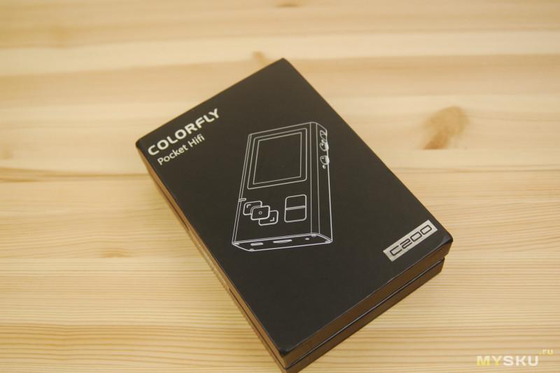 Обзор плеера Colorfly C200 | С учётом скидки хорош, но есть и минусы.