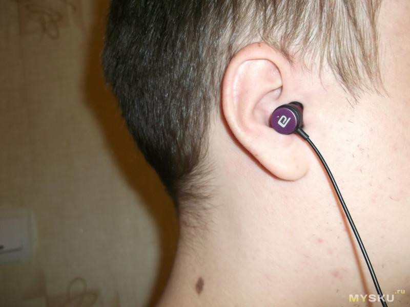 Дешевые наушники EZ Audio D4