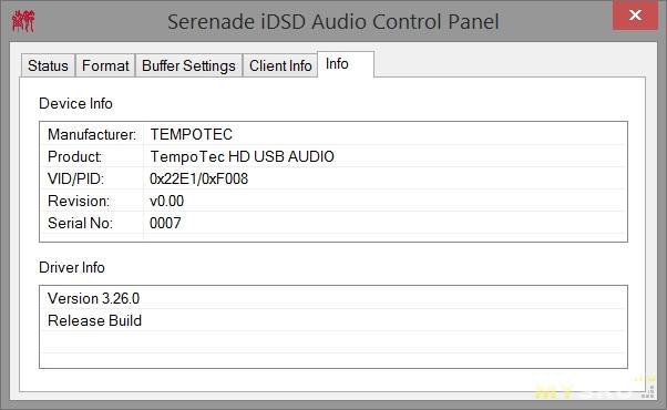 TempoTec Serenade iDSD | Годный настольный ЦАП?