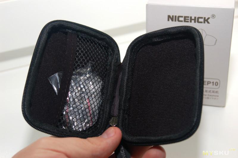 NICEHCK EP10 | те самые наушники из подарочного мешка на распродаже 11.11