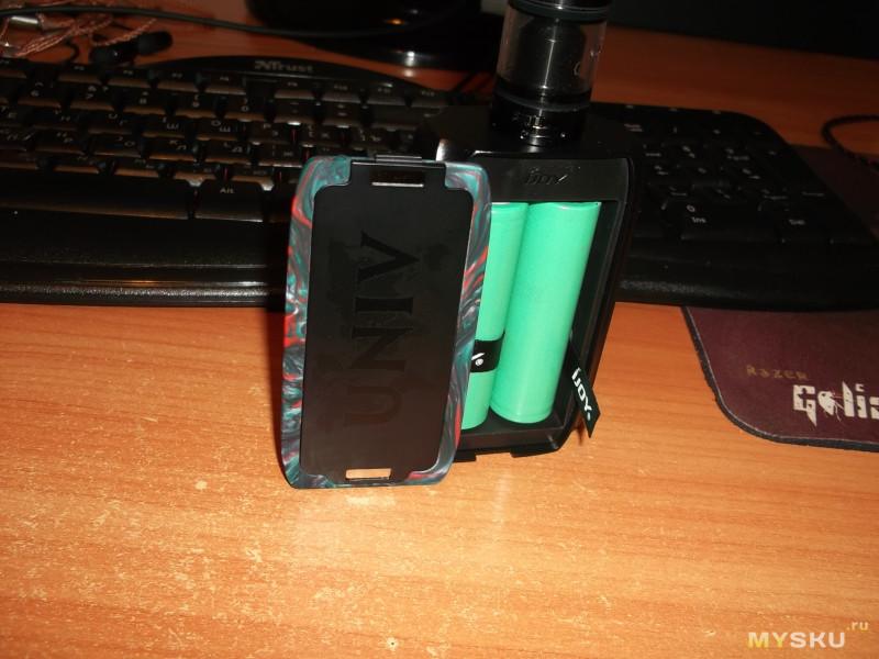 Боксмод для электронной сигареты: iJoy Shogun UNIV Mod 180W | конкурент VooPoo Drag 2?