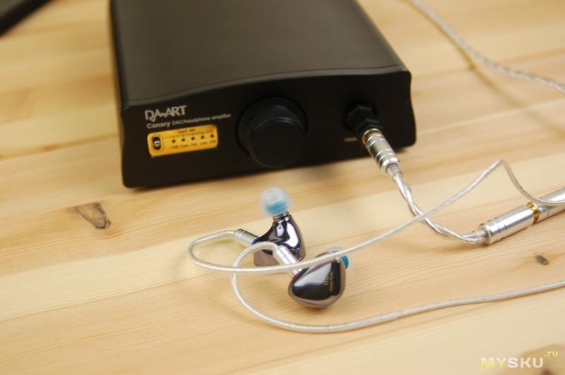iBASSO IT01S   наушники с нейтральным и детальным звучанием для аудиофила.