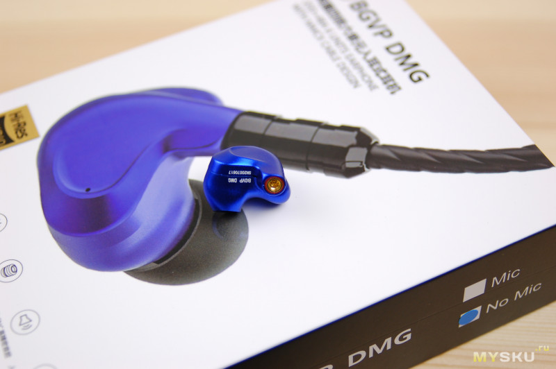 Обзор 6 драйверных гибридных наушников BGVP DMG | Шикарные наушники для басхэдов.