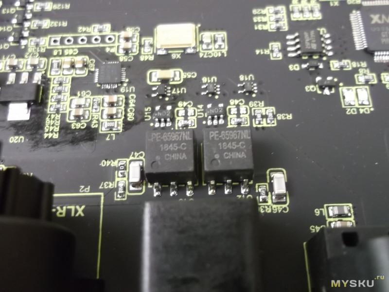 Шикарный внешний ЦАП Aune S6 Pro (DSD512/AK4497)