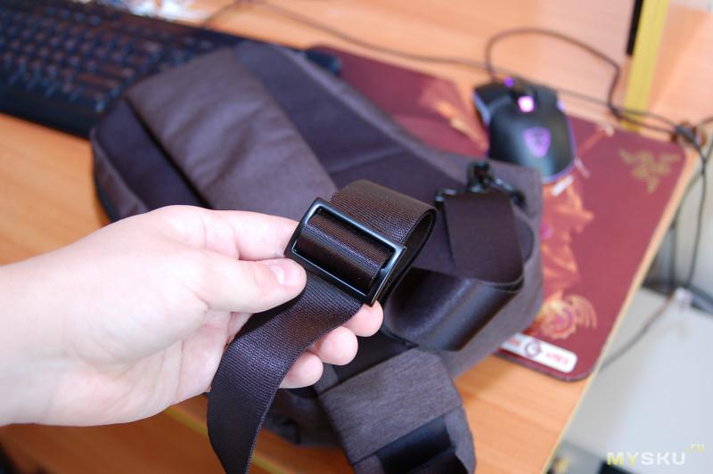 Качественная недорогая сумка Xiaomi Sling Bag 4L