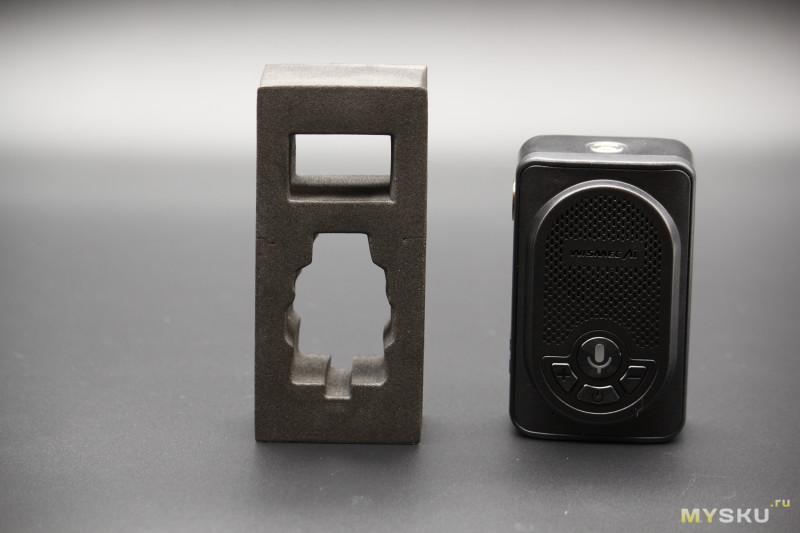 Электронная сигарета (беспроводная Vape колонка) Wismec AI Box Mod - вейп мультимедиа центр)