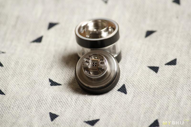 Бак для электронной сигареты Steam Crave Glaz Mini MTL RTA   то что нужно!