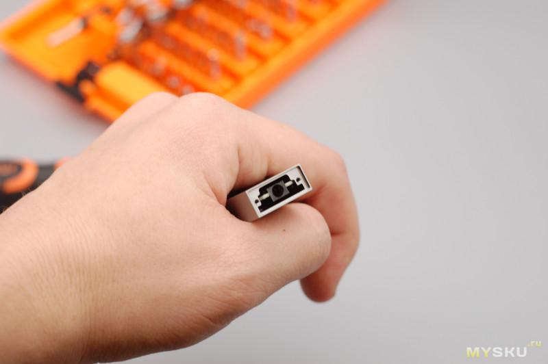 Переходник Dodocool DA134 для наушников c USB Type-C (маленький внешний ЦАП)
