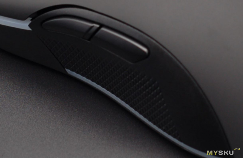 Motospeed V70: недорогая игровая мышка с подсветкой и бесплатным ПО
