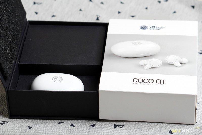 TFZ COCO Q1: беспроводные наушники с мощным и басовитым звучанием.