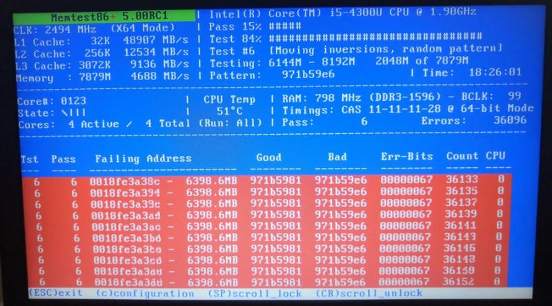 Обживаем Lenovo Thinkpad X240 - память 8ГБ DDR3L из Китая
