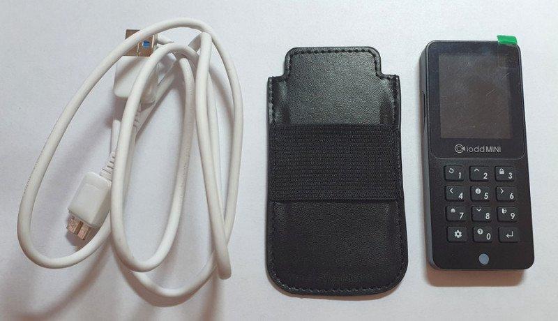 iodd Mini - SSD-диск с эмулятором оптических дисков, наследник Zalman VE200