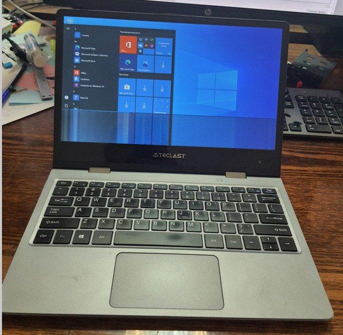 Ноутбук Teclast F5 спустя два с половиной года (микрообзор)