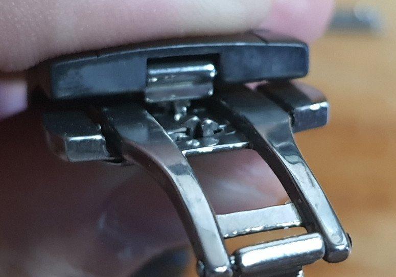 Керамический браслет для часов